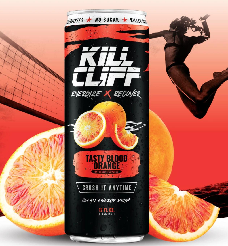 Kill Cliff Recover Blood Orange