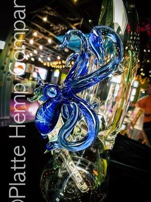 Octopus Custom Artist Water Pipe