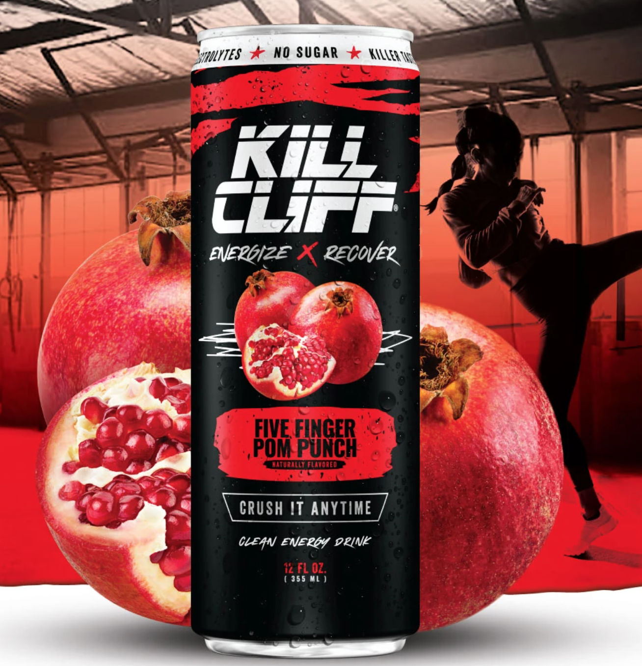 Kill Cliff Recover Pom. Punch