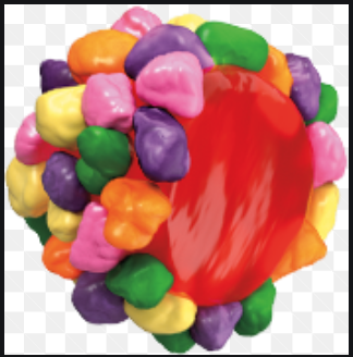 Nerd Candy Clusters Delta-8
