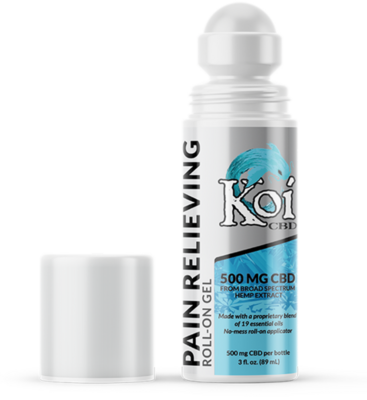 Koi 500mg Pain Relieving Roll-On
