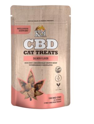 Koi Cat Treats - Salmon