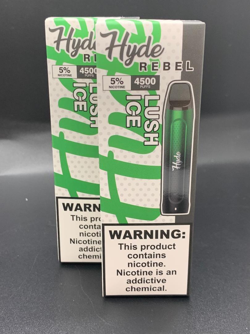 Hyde Rebel 4500 5% Lush Ice