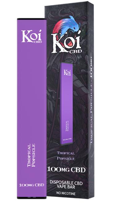 Koi Tropical Popsicle Disposable Vape