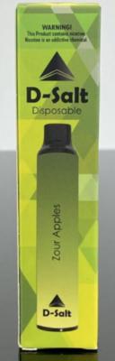 D-Salt Hybrid Zour Apple