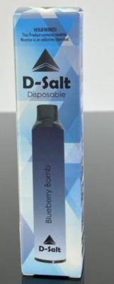 D-Salt Indica Blueberry Bomb