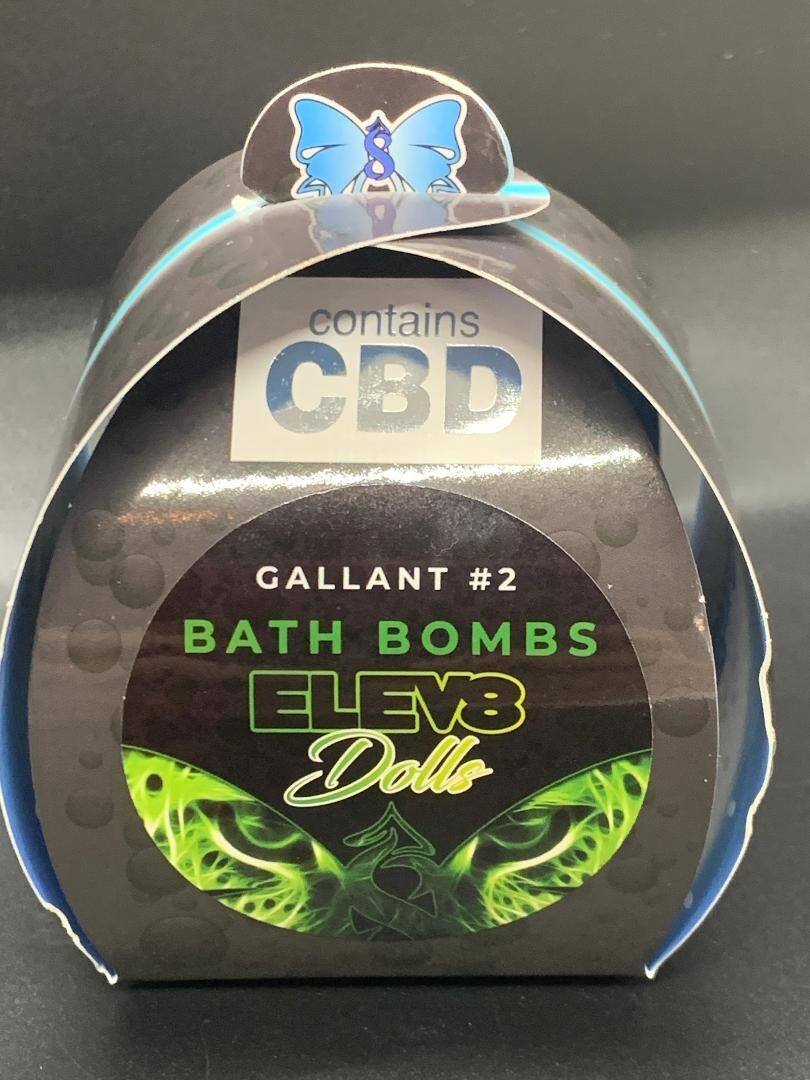 Bath Bomb Gallant #2 100mg