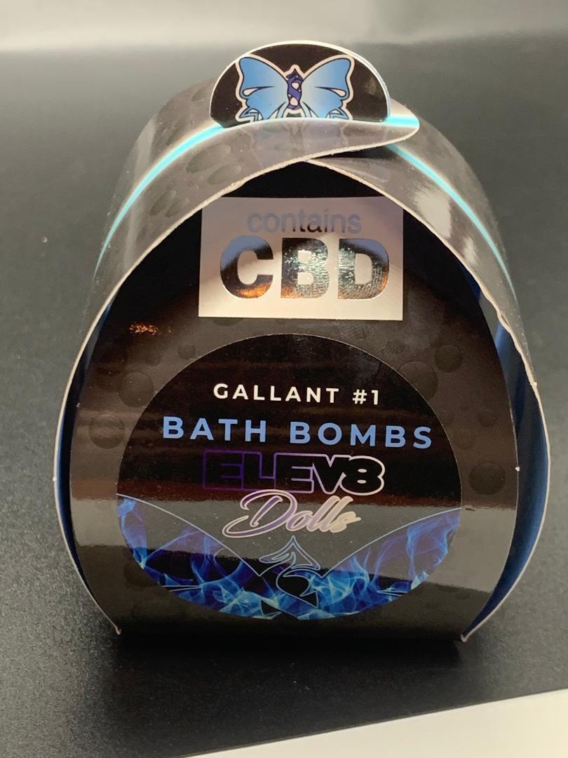 Bath Bomb Gallant #1 100mg