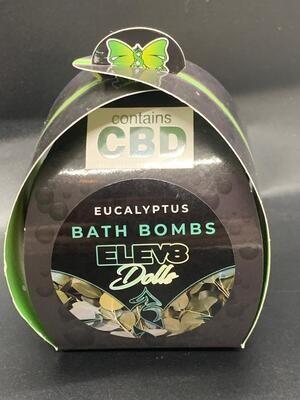 Bath Bomb Eucalyptus 100mg