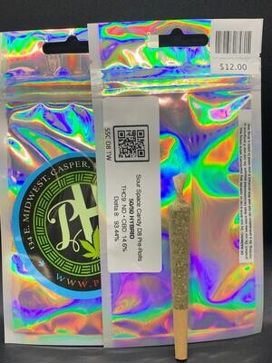Sour Space Candy D8 Pre-Roll (1 pc)