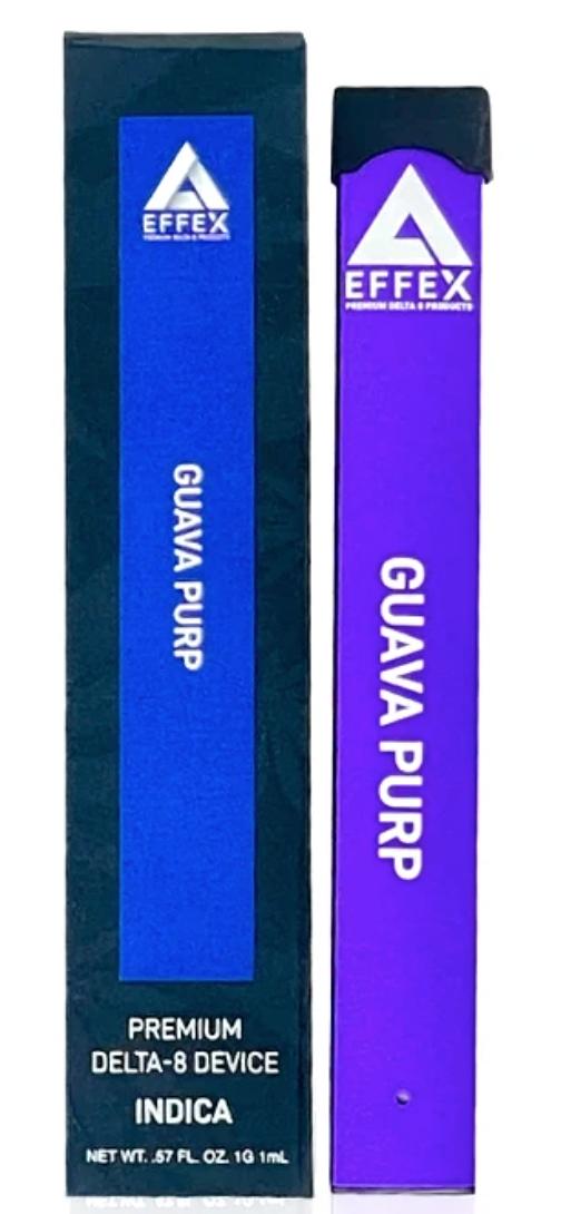 Effex Guava Purp Disposable Pen