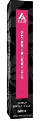 Effex Watermelon Candy Kush Disposable Pen