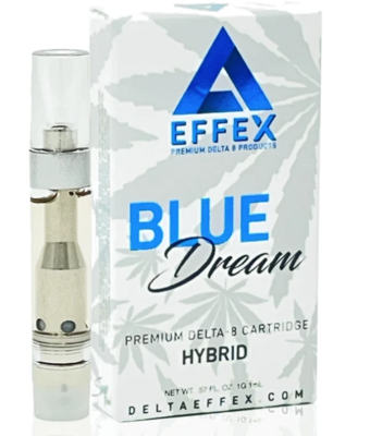 Effex Blue Dream Hybrid 1g Delta 8 Cartage