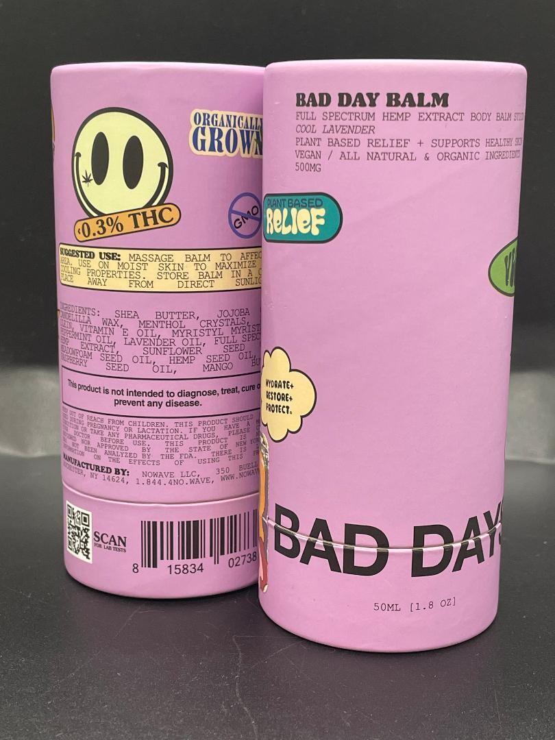 Bad Days Cool Lavender Balm 50ml 500mg