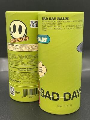 Bad Days Cool Cucumber MInt Balm 50ml 500mg