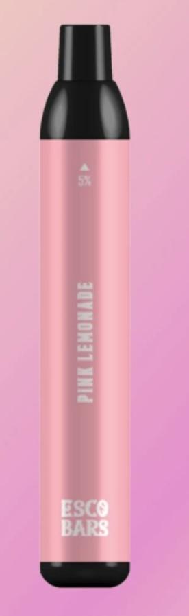Esco Bars Pink Lemonade