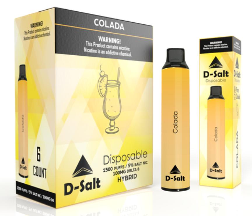 D-Salt Hybrid Colada