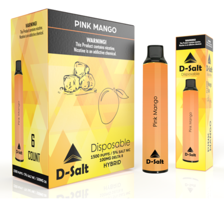 D-Salt Hybrid Pink Mango