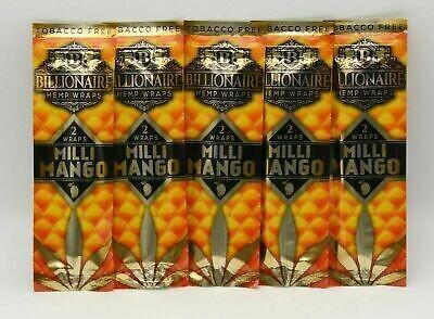 Billionaire Hemp - Milli Mango