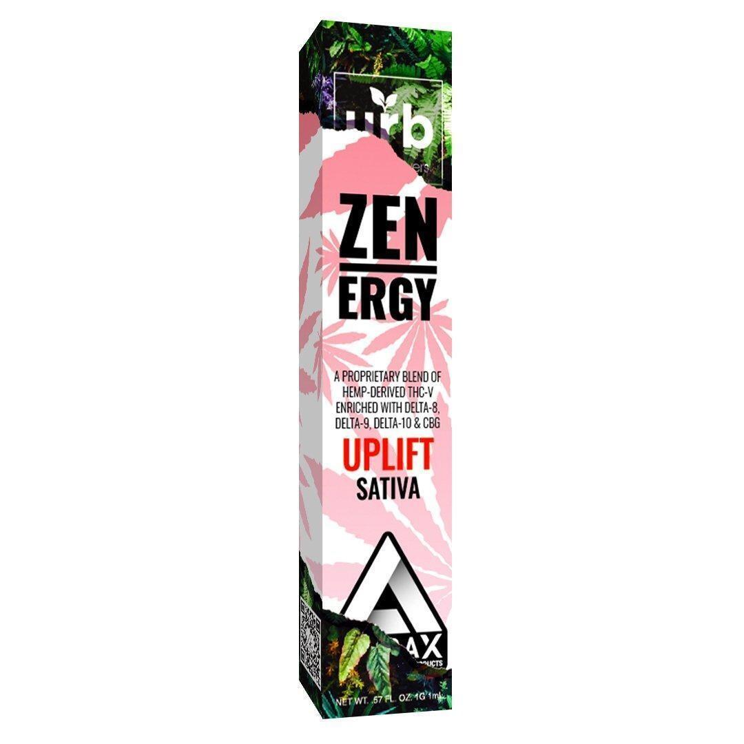 Effex Zen Ergy Uplift Sativa Disposables D8/THC-V & CBN