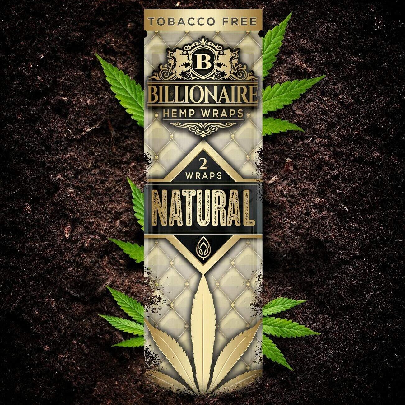 Billionaire Hemp - Natural