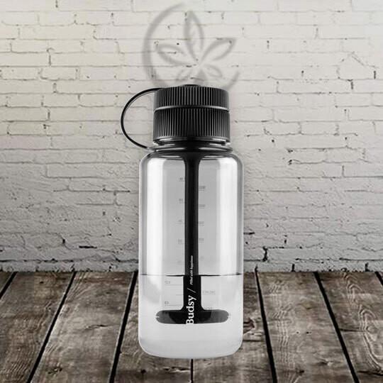 Budsy Puffco Water Bottle Smoker