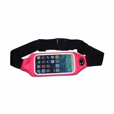 GEN Bolsa Con Ventana  Fucsia  - Iphone 6