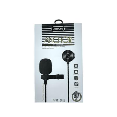 Audifonos YESPLUS Anchor headphone for 3.5mm /  YS-211 3.5MM
