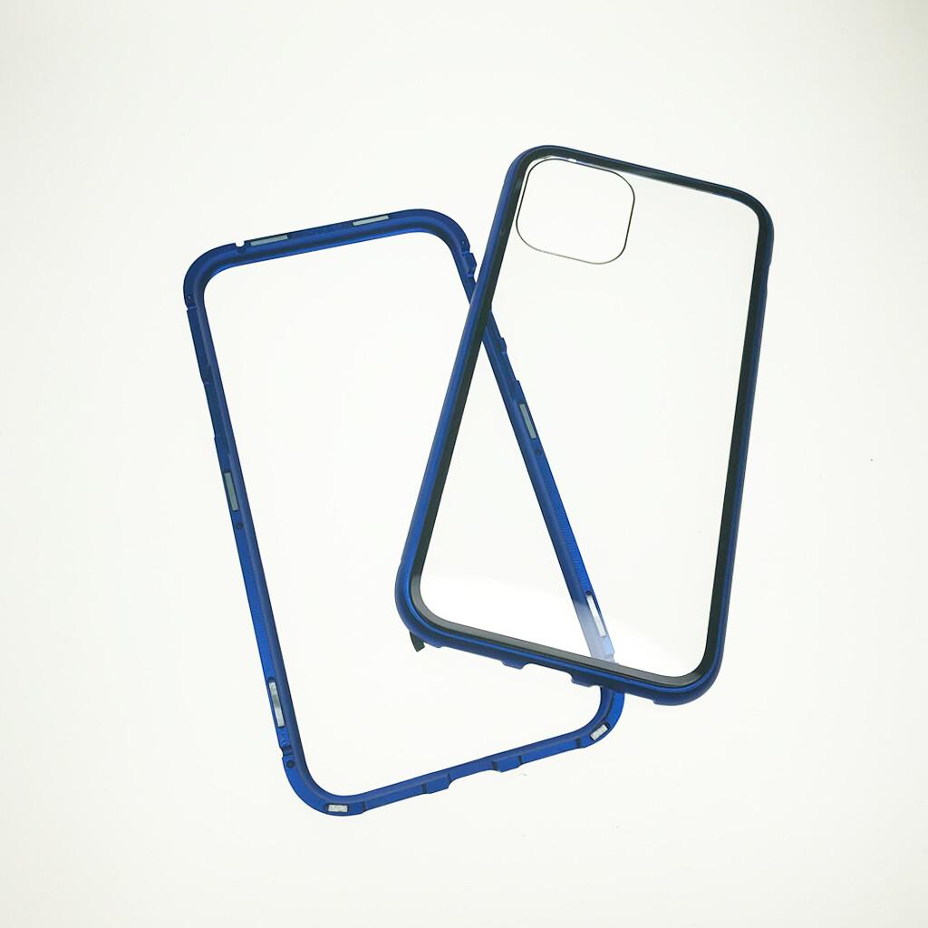 Estuche EL REY Magnetico Azul Iphone 11-