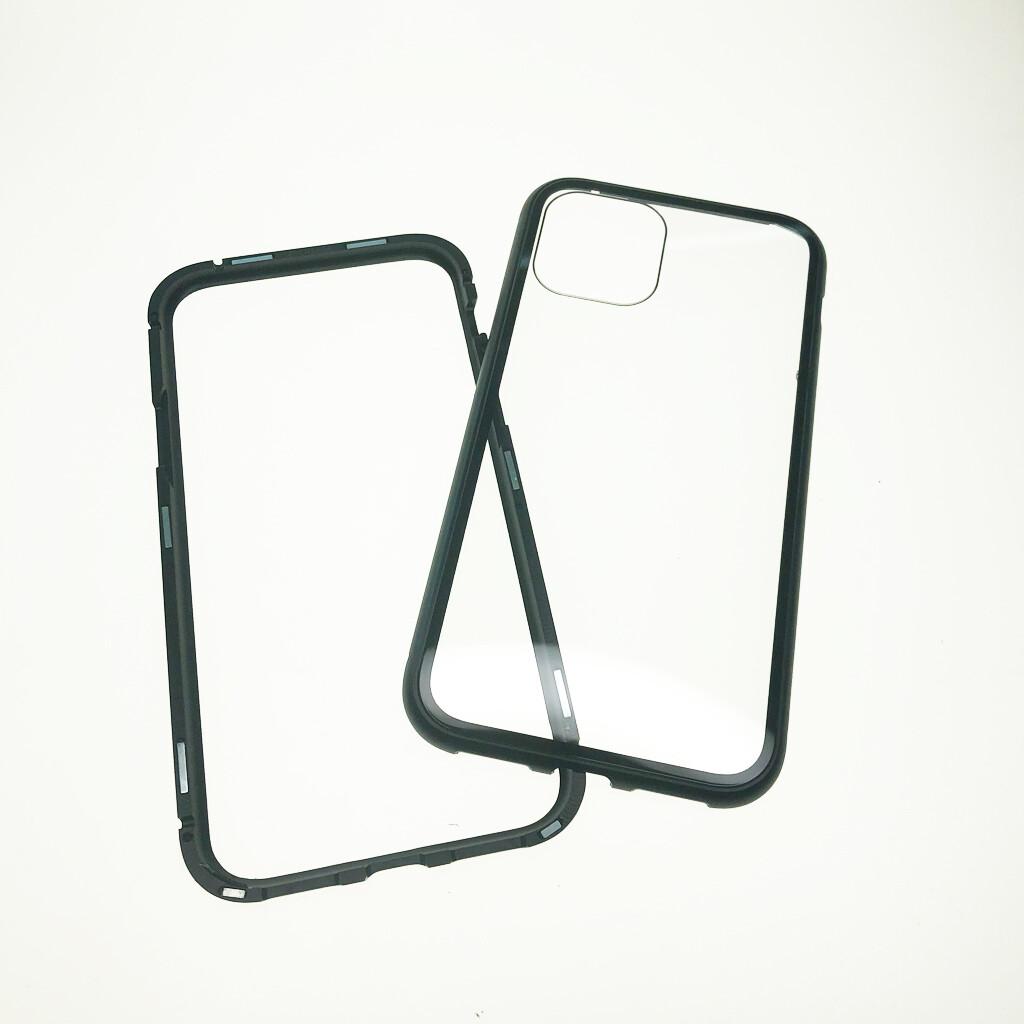 Estuche EL REY Magnetico Negro Iphone 11-