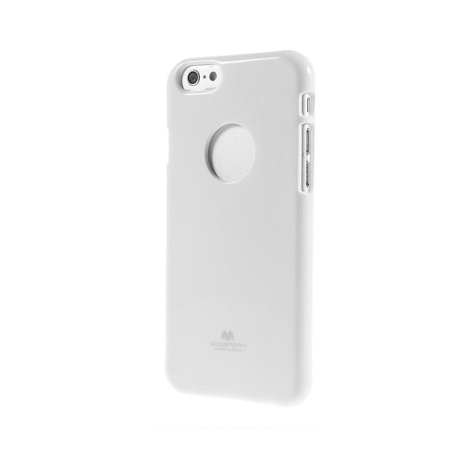 Estuche GOOSPERY New Jelly Gris  - Iphone 6 Plus