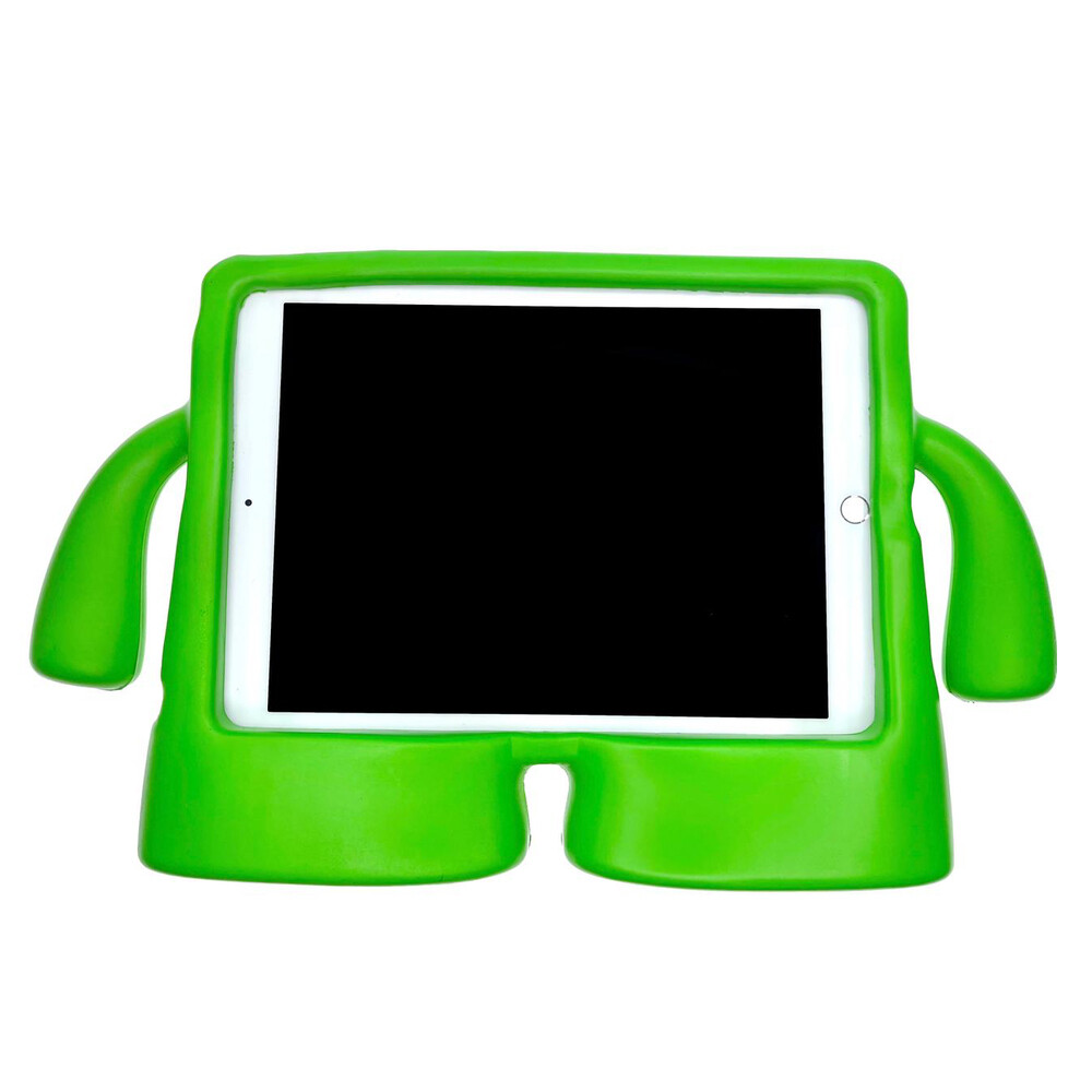 Estuche GEN Tpu Kids verde - samsung tab a t580 / t585