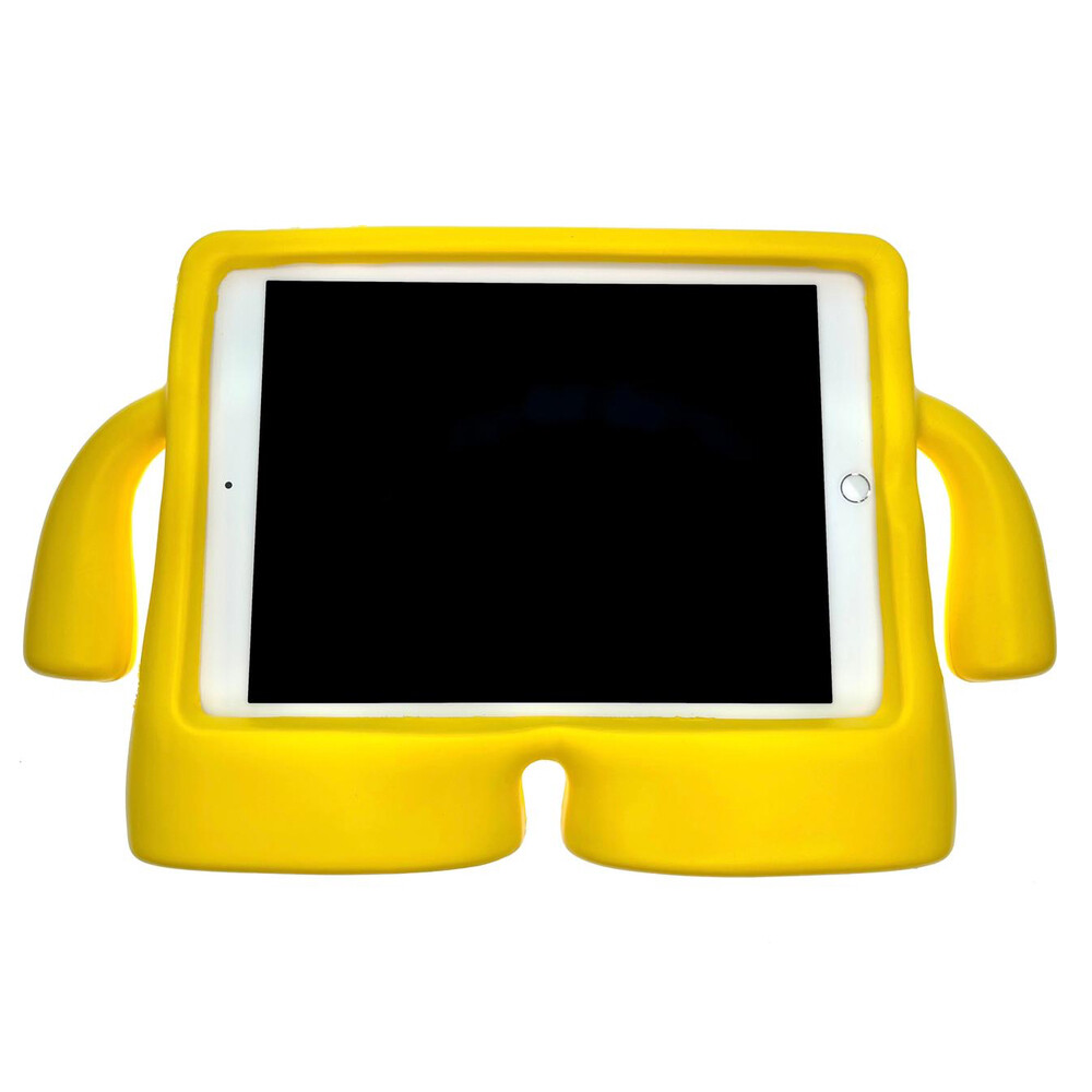 Estuche GEN Tpu Kids amarillo - samsung tab a t580 / t585