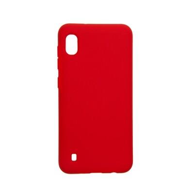 Estuche EL REY Silicon Rojo - SAMSUNG A10