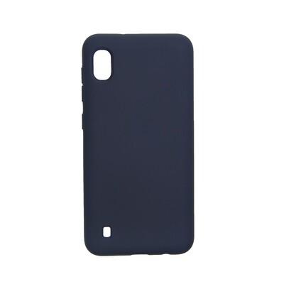 Estuche EL REY Silicon Azul Marino - SAMSUNG A10