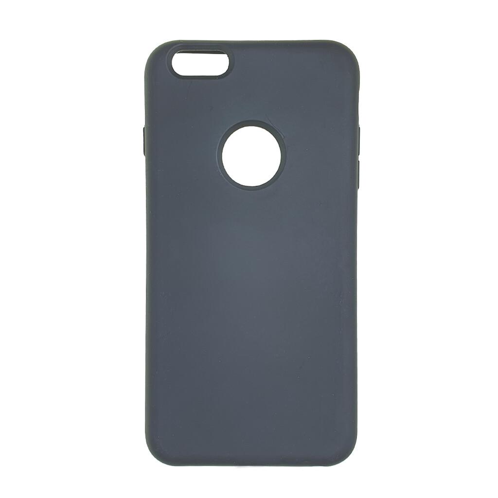 Estuche EL REY Silicon Gris - Iphone 6 Plus