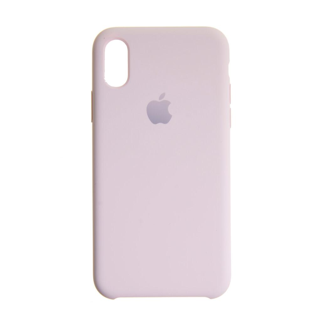 Estuche EL REY Silicon Duro Rosado  Iphone Xs Max