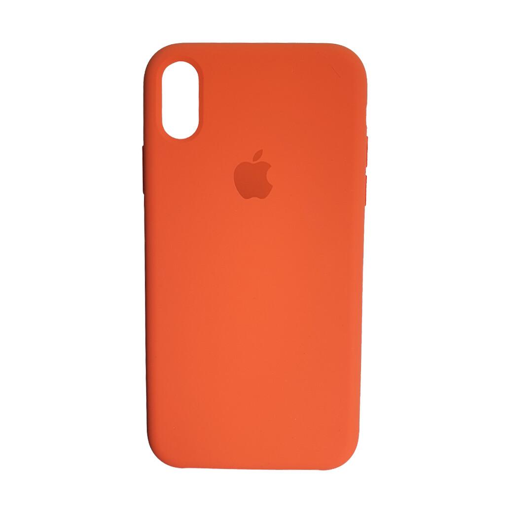 Estuche EL REY Silicon Duro  Nectarine - Iphone Xr