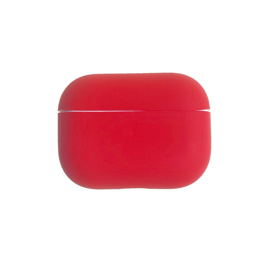 Estuche APPLE Airpods Pro - Silicon Rojo