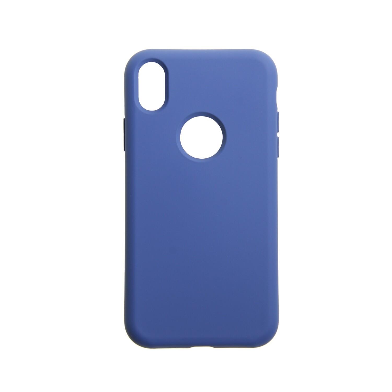 Estuche EL REY Silicon Azure  Iphone Xs