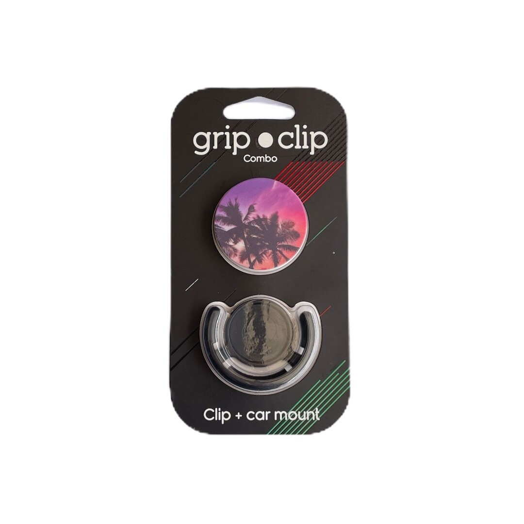 GRIP CLIP - Palmeras