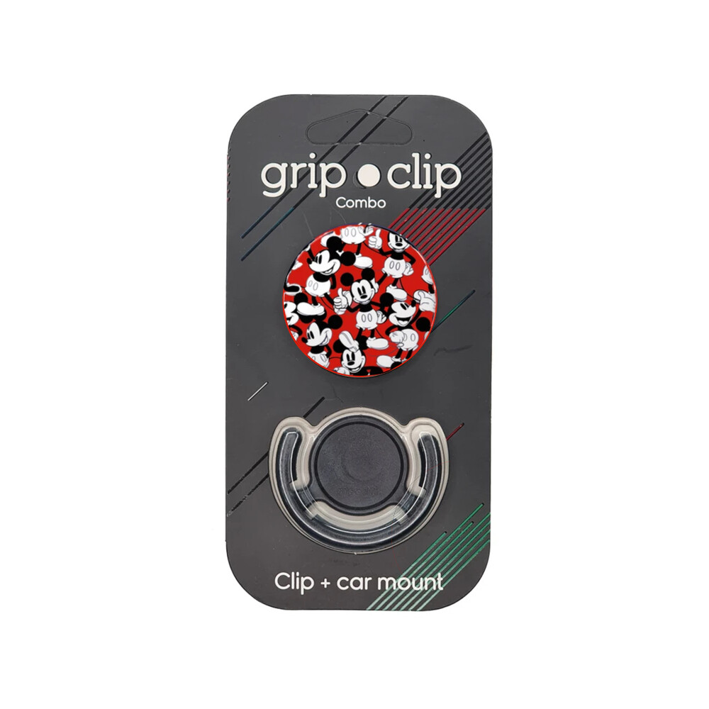 GRIP CLIP Mickey  varias caras