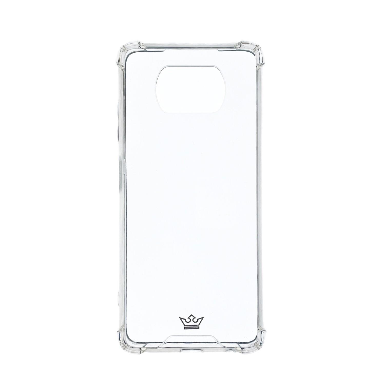 Estuche EL REY Hard Case Reforzado transparente - XIAOMI POCO X3