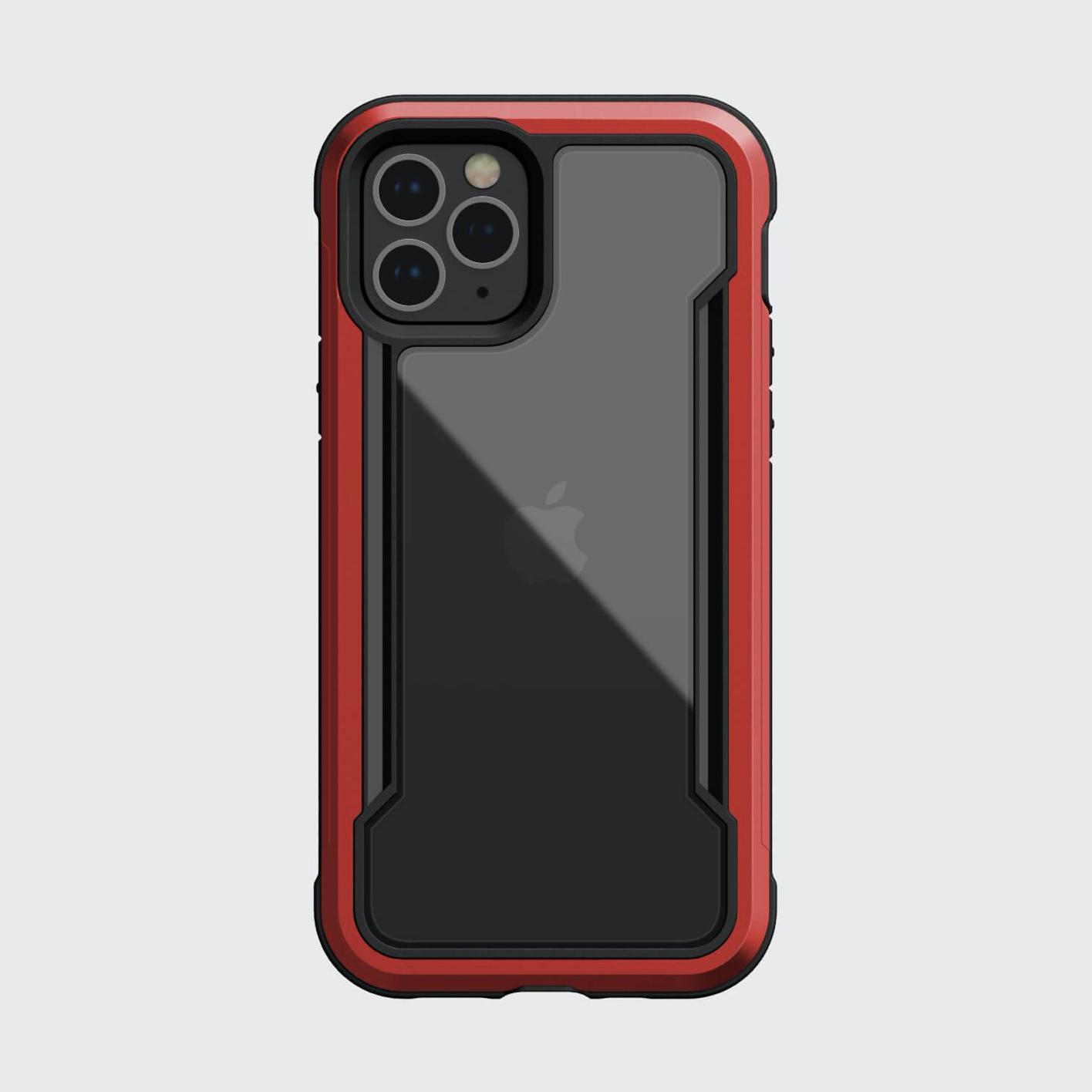 Estuche XDORIA Raptic Shield Rojo - IPHONE 12 / PRO 6.1