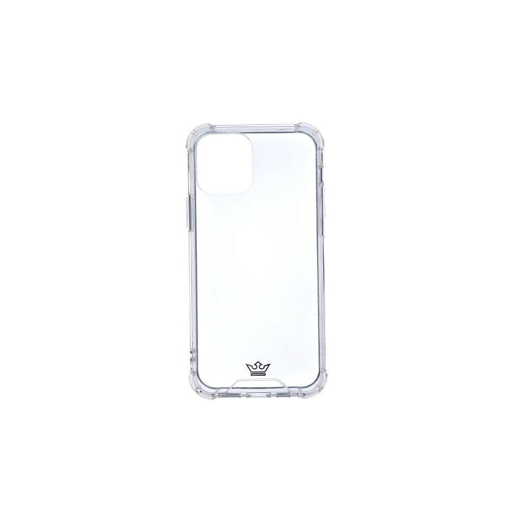 Estuche EL REY Hard Case Reforzado Transparente  Iphone 12  5.4