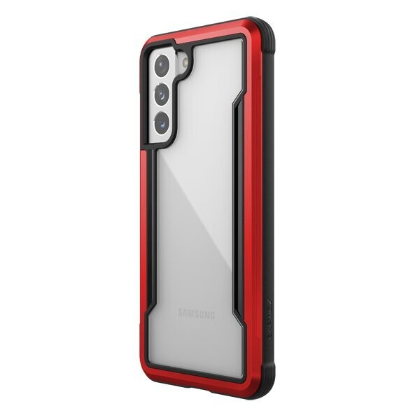 Estuche XDORIA Raptic Shield Rojo SAMSUNG S21 PLUS