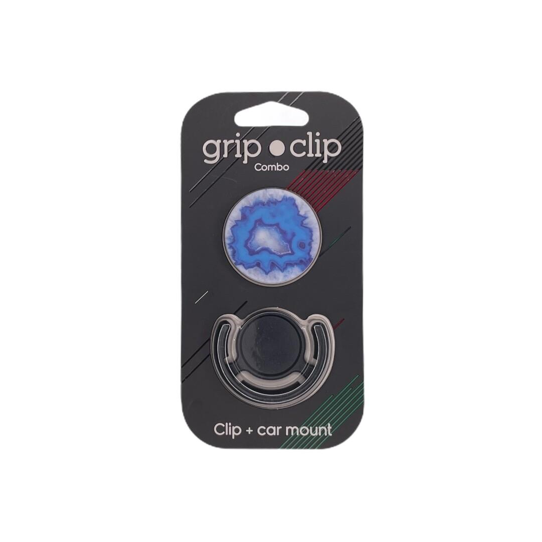 GRIP CLIP Destello - azul