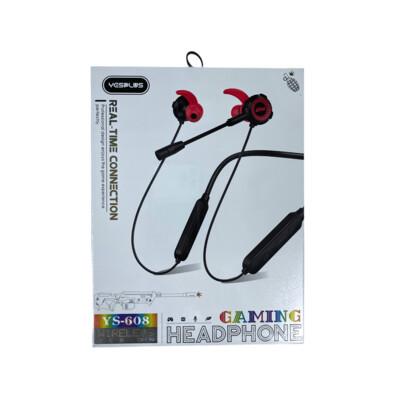 Audifonos YESPLUS Wireless Gaming Headphone /  YS-608