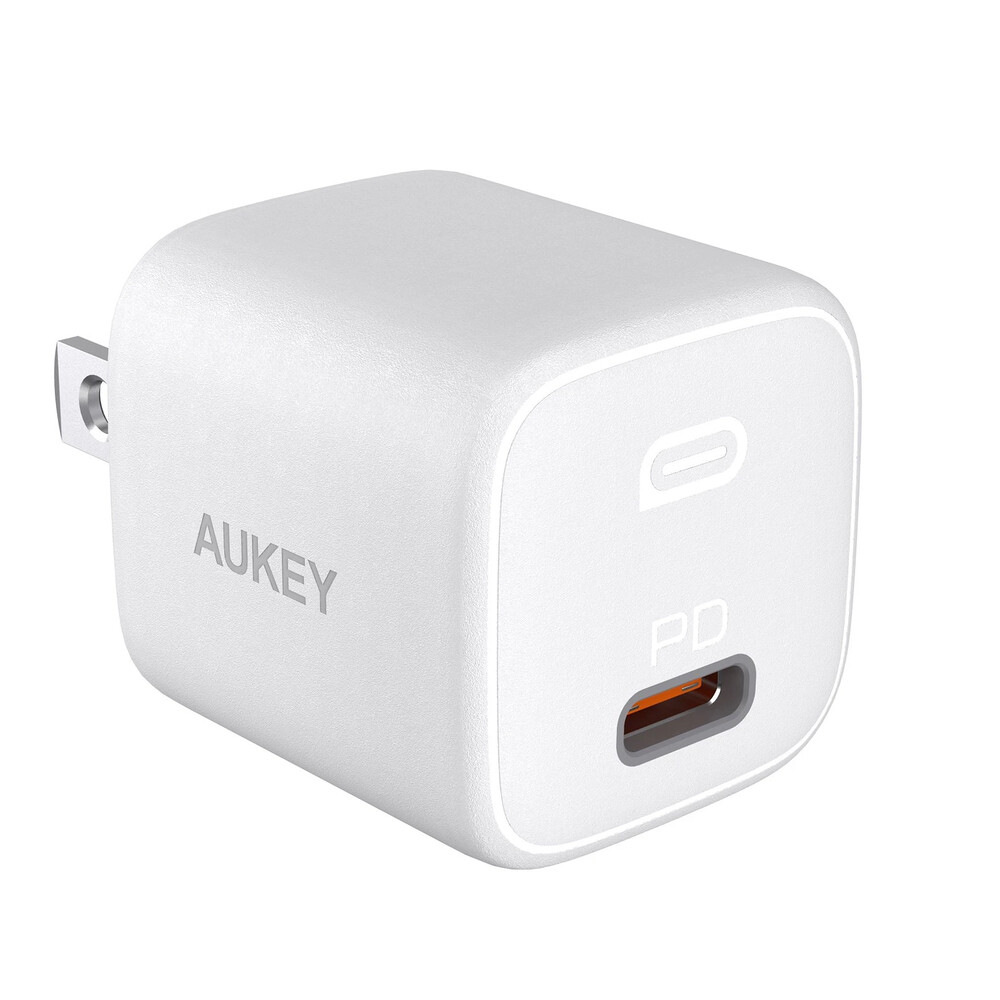 AUKEY Ultra-Portable 20W PD Wall Charger (WH)