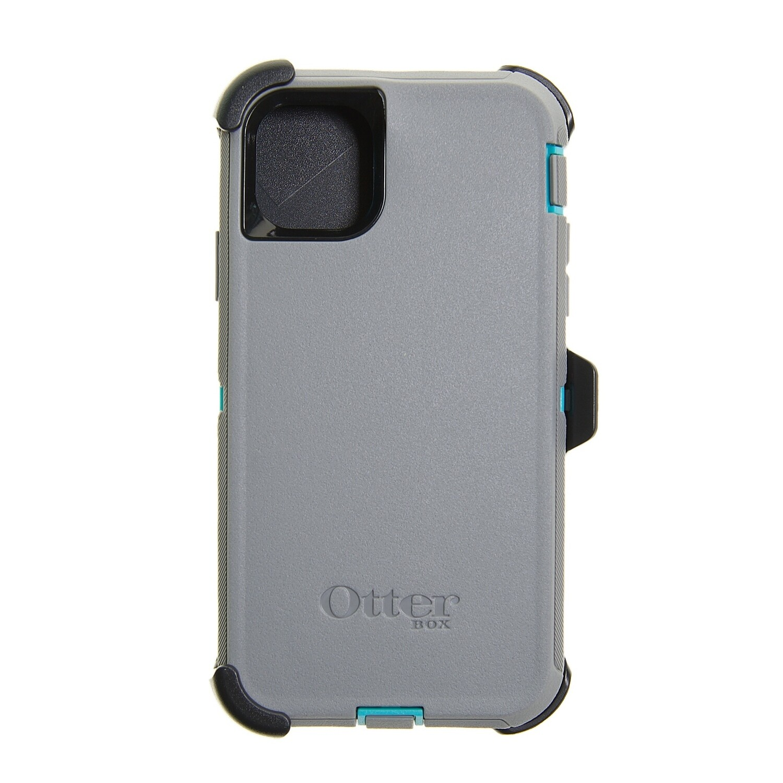 Estuche OTTERBOX Defender Gris/Menta - IPHONE 11 PRO (5.8)